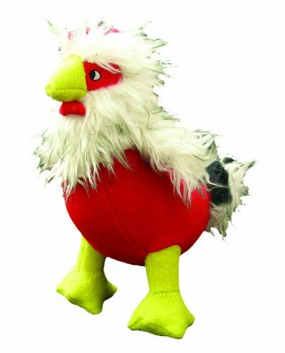 14 25 15 99 Vip Products Mighty Clucky Mcchick Rooster Farm Dog