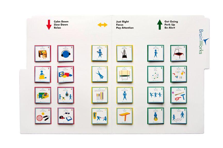 Sensory diets folders provide low tech alternative to programs and ...