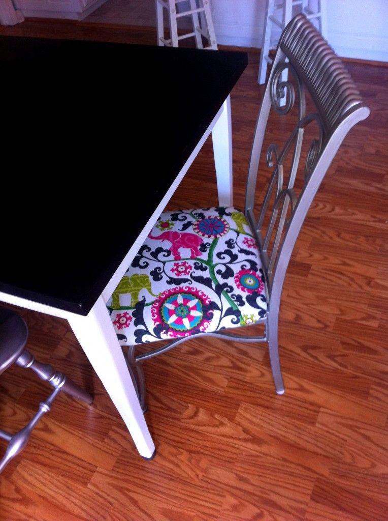 decorate my life  kitchen table redo reclaim sealer