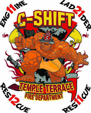 firefighter shift
