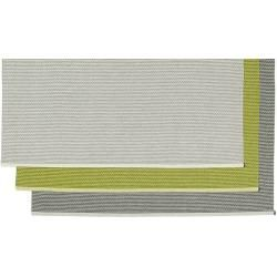 Photo of pappelina Mono Outdoor-Teppich – charcoal / warmgrau 85 x 160cm Pappelina
