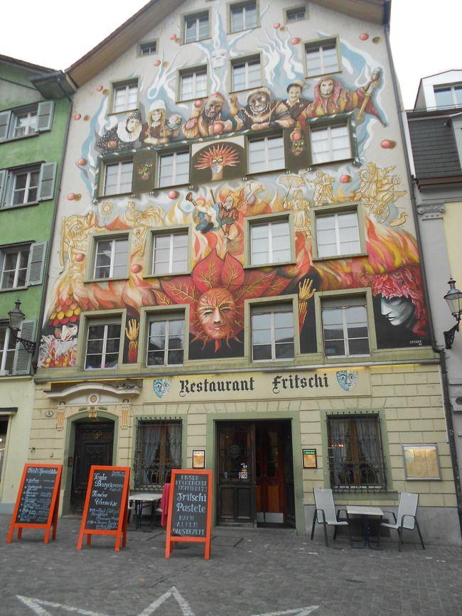 Beautiful Buildings!   Zurich old town, Beautiful ...