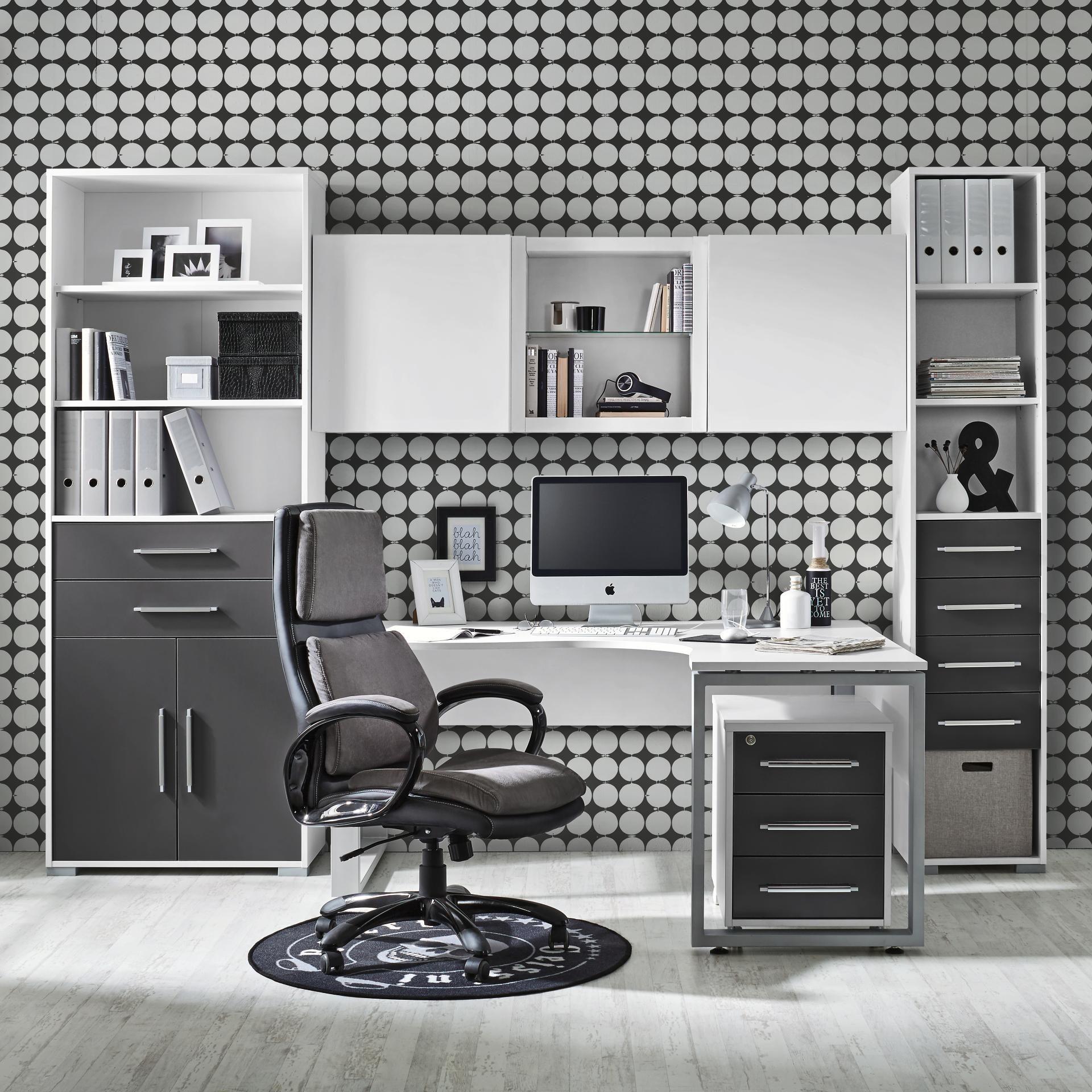 Chice Büromöbel in Weiß von NOVEL | Arbeitszimmer | Pinterest ...