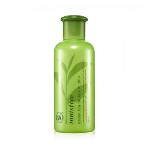 Green Tea Moisture Skin d' INNISFREE