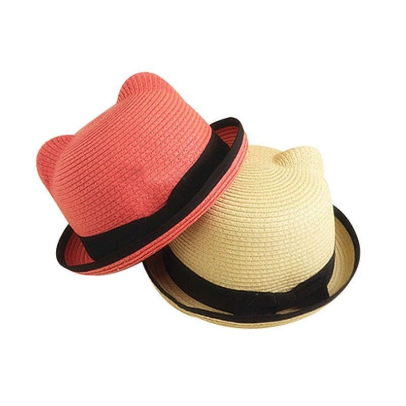 Straw Fedoras for Baby from Old Navy #poachit   Baby boy