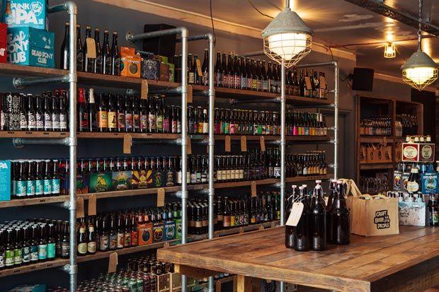 Bottle Shop Interior Google Search Craft Beer Shop Beer Shop