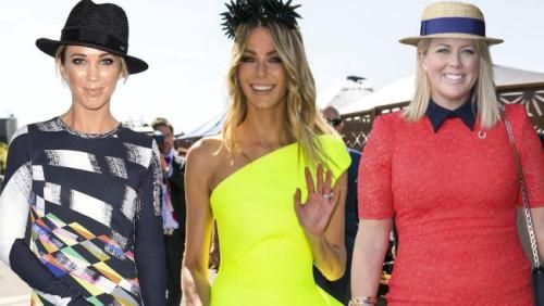 The fashion colour from the Melbourne Cup