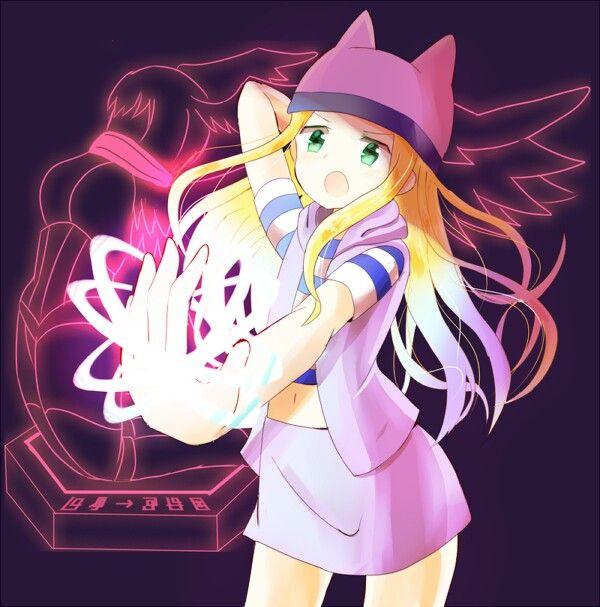 Zoe Digimon