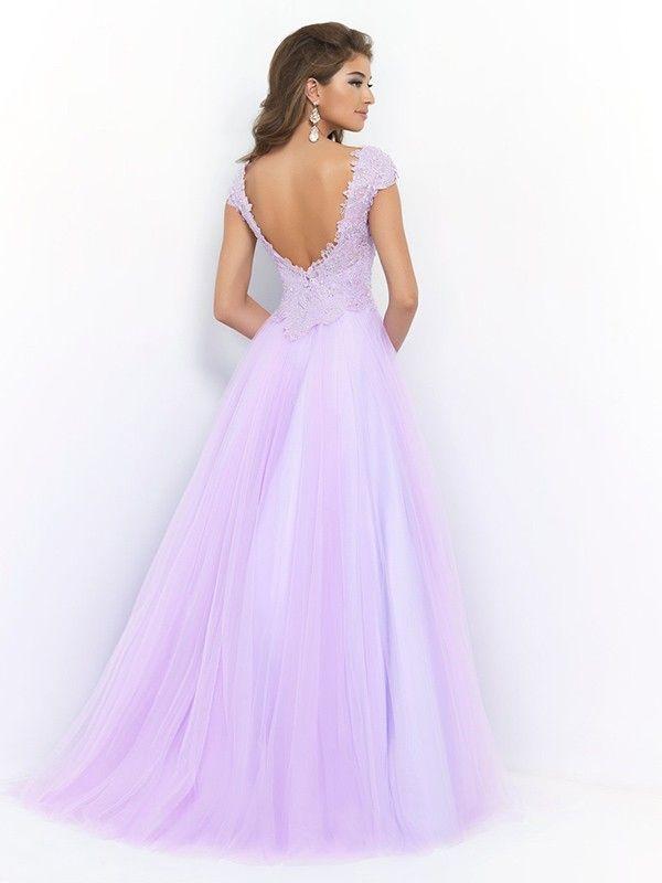 Ball Gown V-neck Sleeveless Beading Floor-length Organza Dresses ...