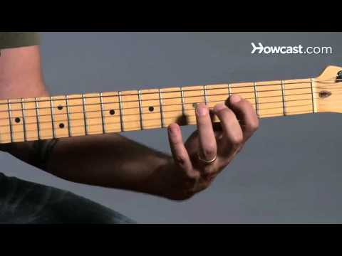 (4) How to Play Pentatonic Scale Pattern 1 Guitar