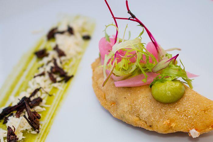 Platillo1 emplatados pinterest la comida mexicana for Comida vanguardia