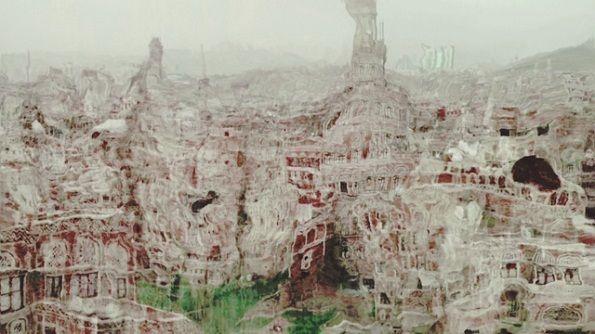 Ground, un proyecto de Ryoichi Kurokawa.