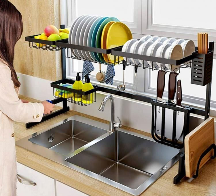 Over The Sink Dish Drying Rack Finnish Sink Drying Rack Tiny