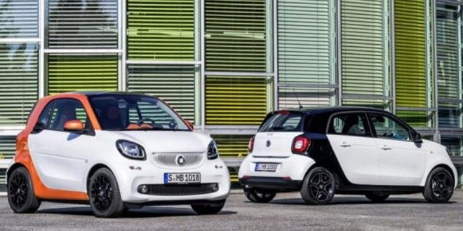 Test Smart Fortwo 2017 Coupé Turbo A Type Without Compeion World Cars Info