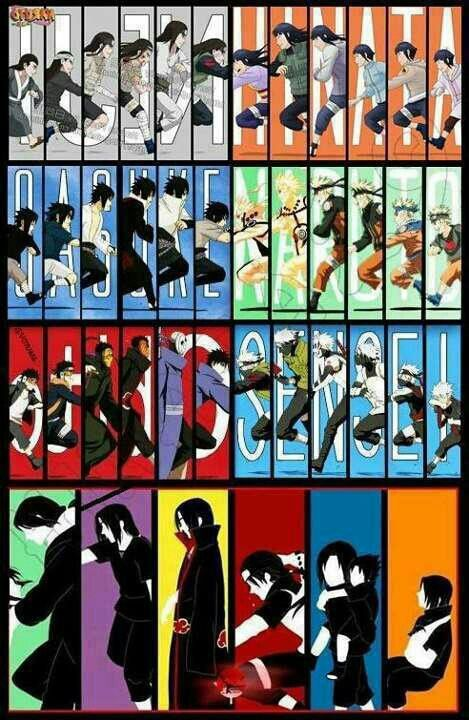Image in ☺~♥Naruto♥~☻ collection by Aurum Taka