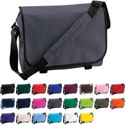 Bg21 BagBase Messenger Bag BagBase – Bolsa de moda