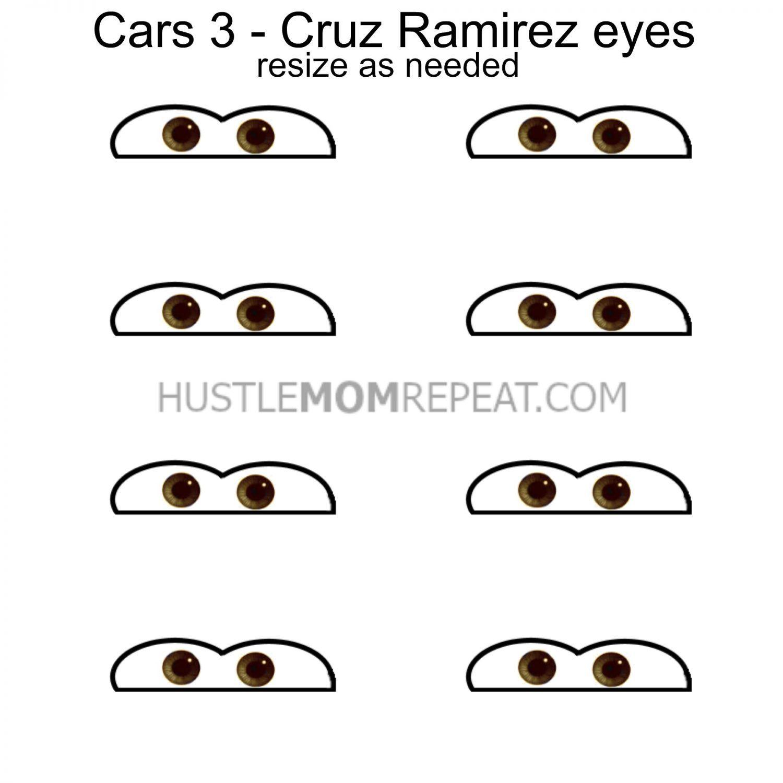 Cars 3 Party Idea Mcqueen And Ramirez Jello Cups