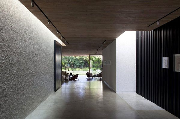 Yucatan House in São Paulo, Brazil | by Isay Weinfeld