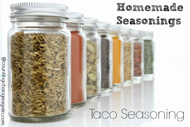 One of my favorite foods use this wonderful concoction call Taco Seasoning. We love to have tacos, enchiladas, Doritos casserole or anything in that ethnic food group. Nine times out of ten we make extra meat with taco seasoning to use the next day. It is one of those must have seasonings around this house.... Read More »