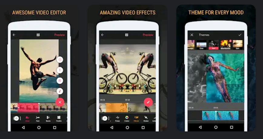 11 Best Android Apps To Edit Tiktok Videos Like A Pro Gizdoc Video Editing Apps Video Editing Editing Apps