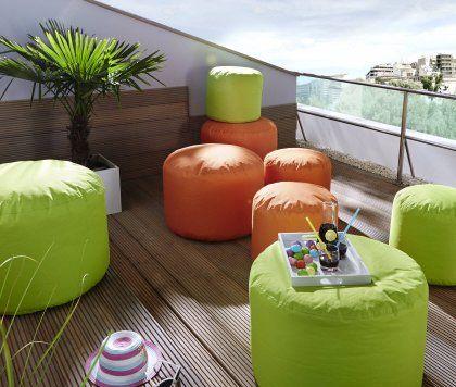 Gartenm bel vom liegestuhl bis zu lichterketten bei for Gartenmobel liegestuhl