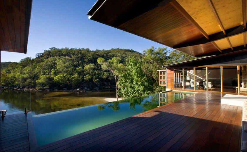 Cottage Point House | RICHARD COLE ARCHITECTURE Sydney ...