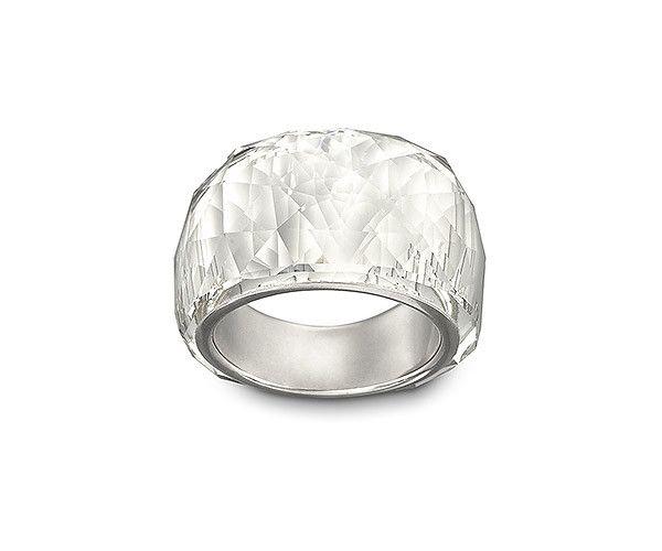 8db4670c4 En rose (ou blanc, ou turquoise, ou violet) Nirvana Petite Ring - Jewelry -  Swarovski Online Shop