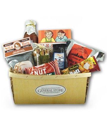 Taste of minnesota gift basket ole lena fortune cookies taste of minnesota gift basket ole lena fortune cookies minnesota wild rice negle Choice Image