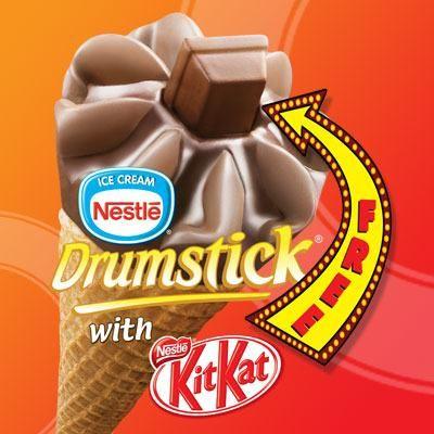 drumstick with kitkat cereal pops nestle drumstick pops cereal box drumstick with kitkat cereal pops