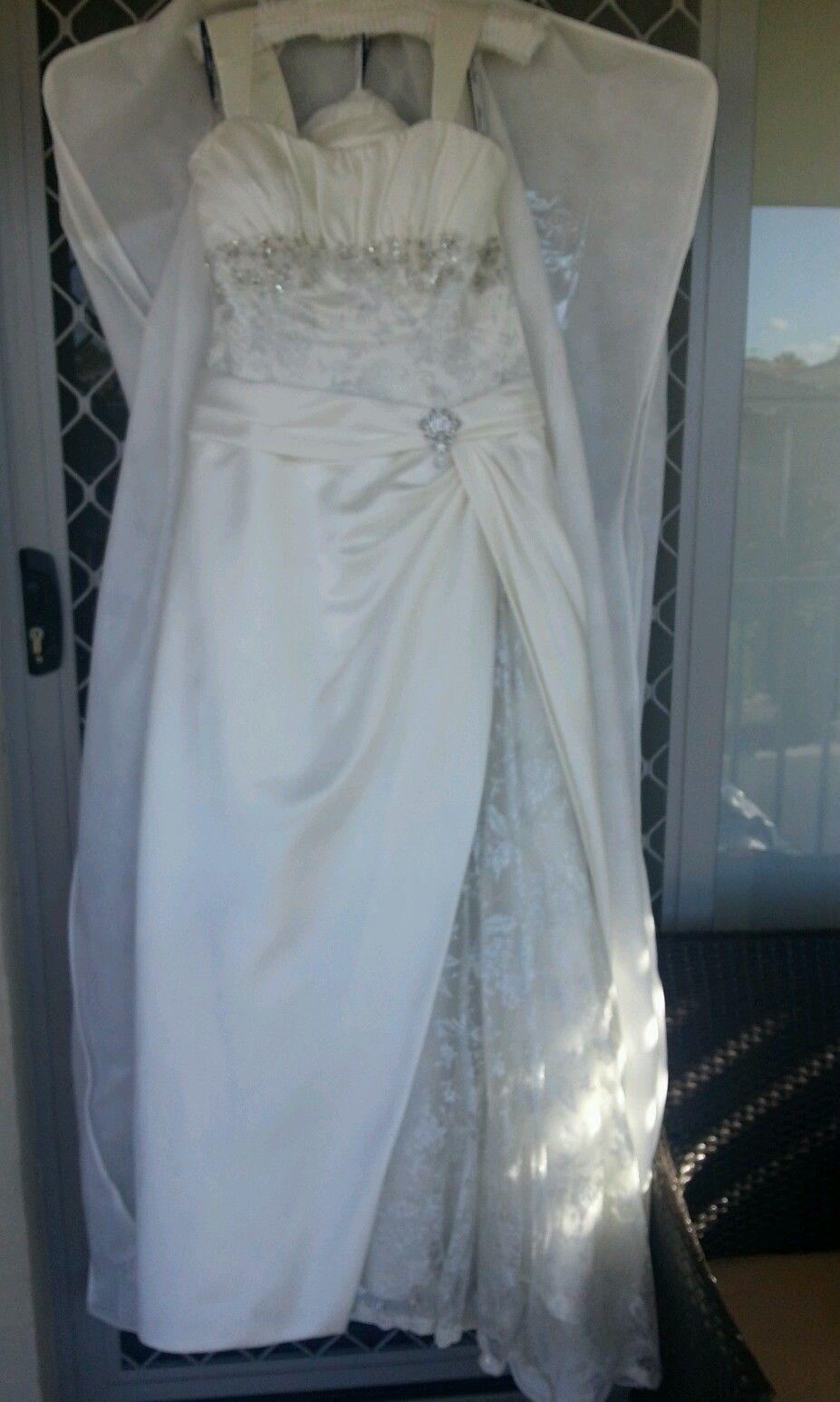 Henri Josef, Size 12 Wedding Dress | Wedding dress
