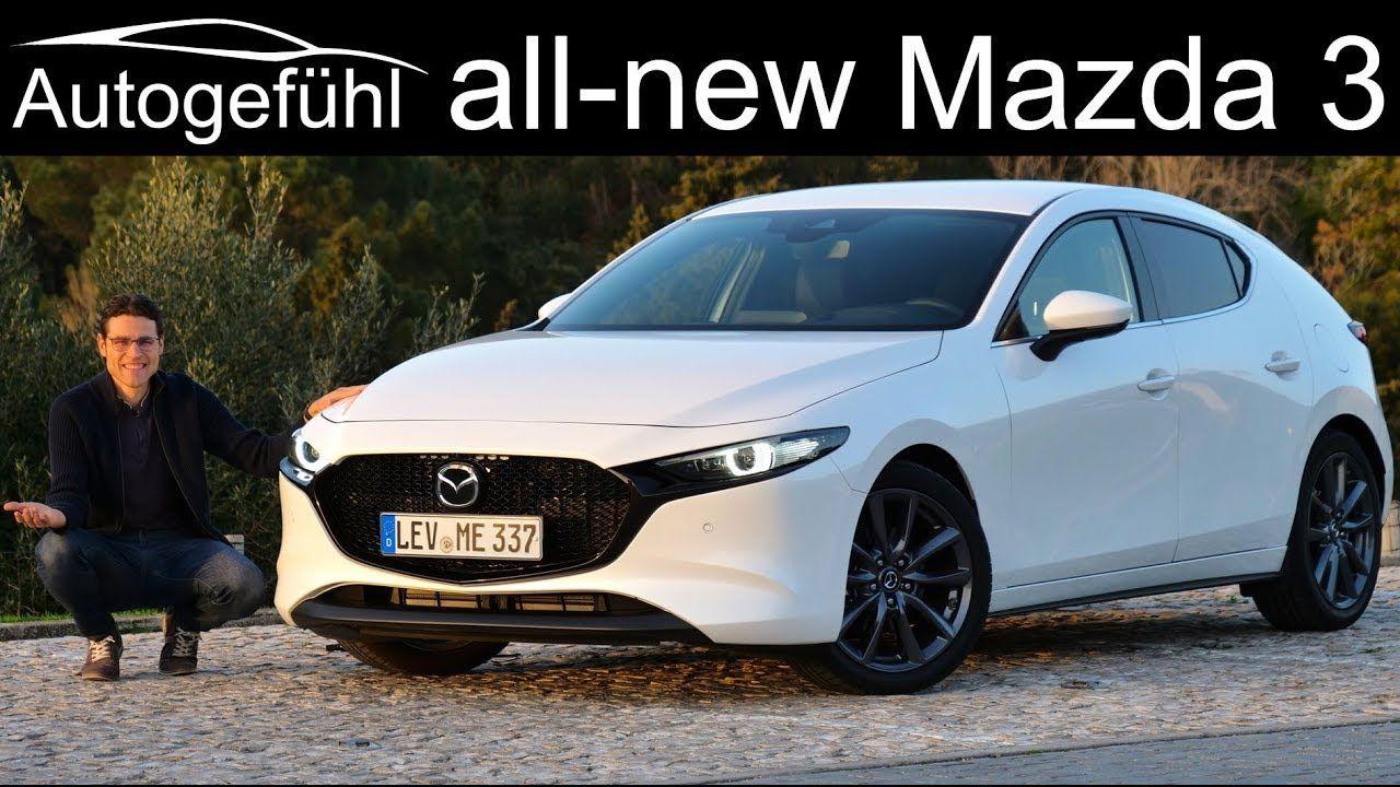 All New Mazda3 Full Review Hatch Vs Sedan Comparison Mazda 3 2020 Auto Mazda Mazda 3 Mazda 3 Sedan