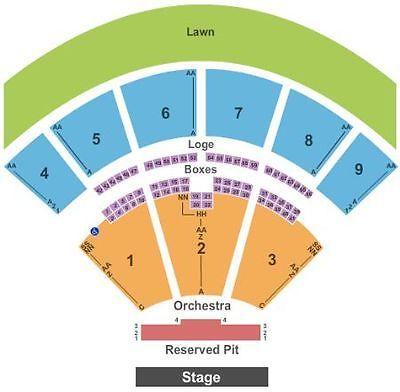 tickets 2 tool tickets- glen helen amphitheater, san bernardino ...