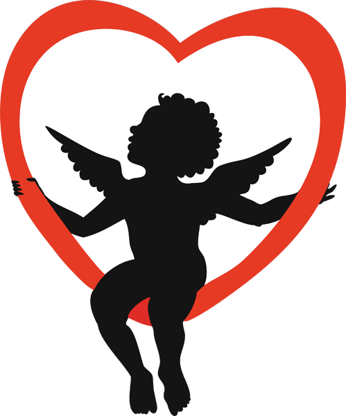 20 free clip art designs for valentine s day cupid clip art and rh pinterest com Free Cupcake Clip Art cupid clipart free