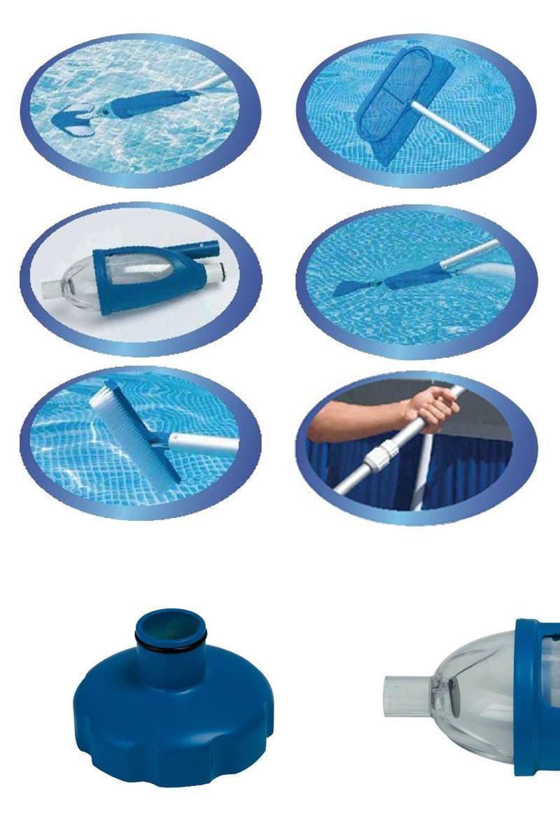 Pool Maintenance Kit Deluxe Edition By Intex includes a