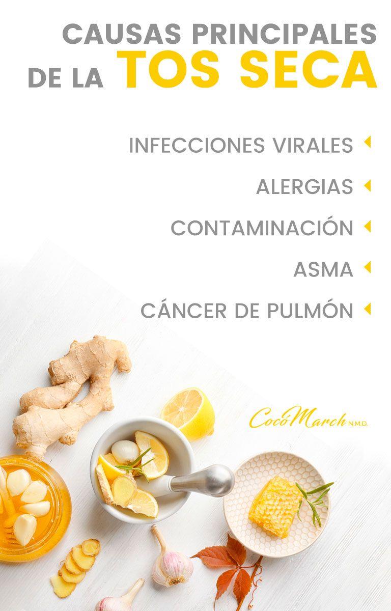 Remedios para quitar la tos seca rapido