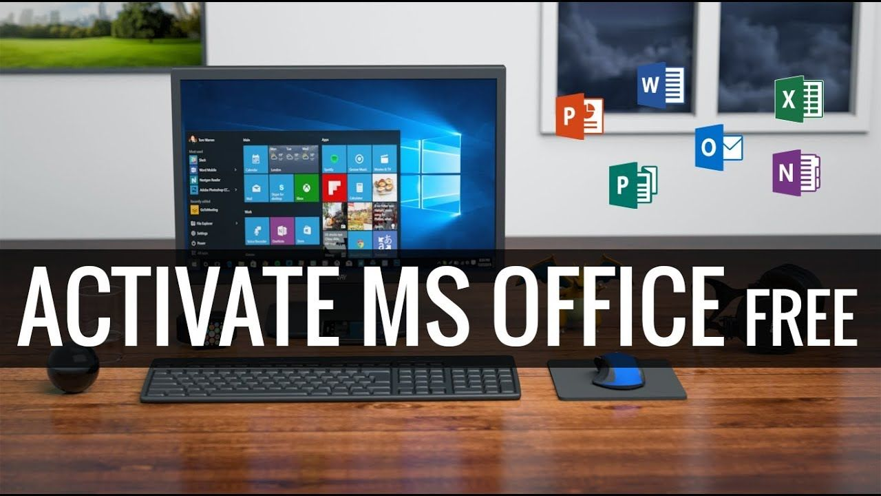 How To Activate Microsoft Office 2016 Without Any Software