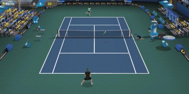 Top Tennis Five Games For Virtual Experience The Geek Herald Tennis Tool Hacks Snes Classic