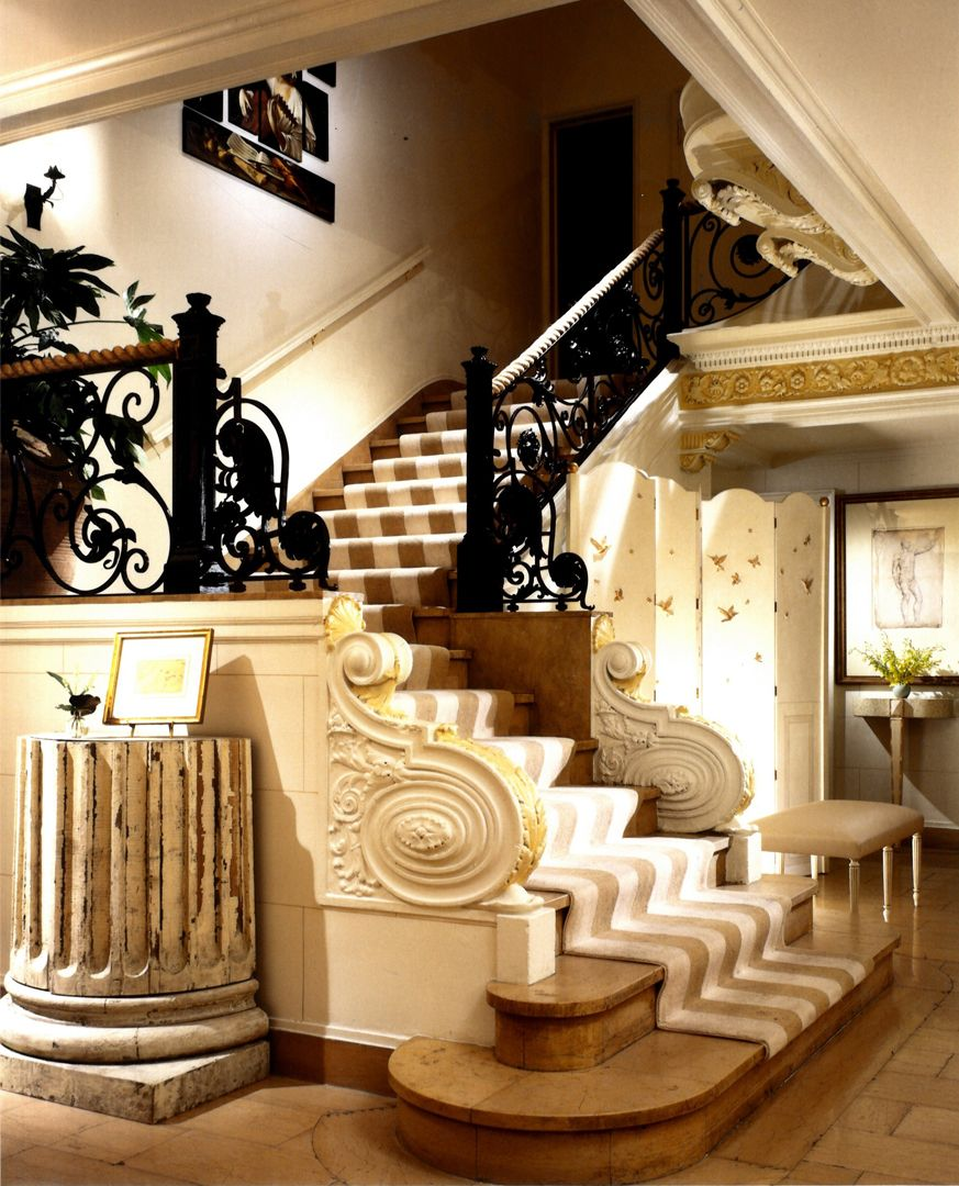 New York, New York, by Charles Spada Interiors | Pin ♔ Deluxe ...