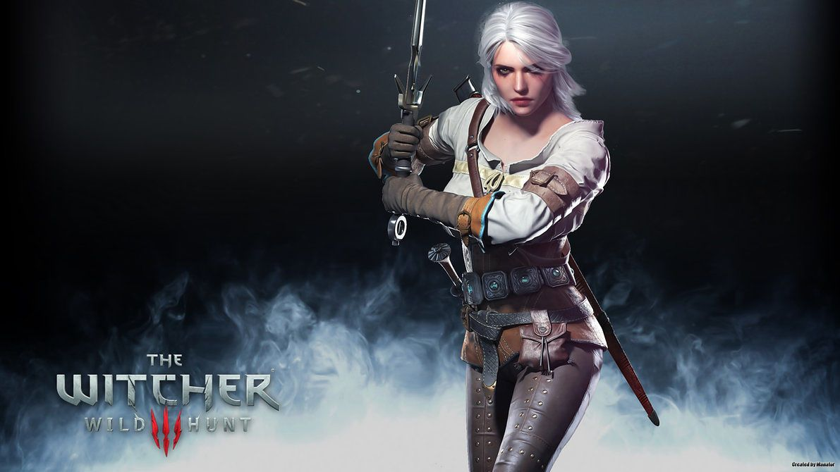 The Witcher 3 This Is One Ciri Even Android Owners Will Want