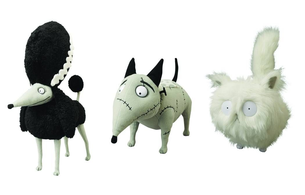 Toychestnews Action Figure And Collectible Toy News Release Dates And More Frankenweenie Pl Arte De Tim Burton Tim Burton Personajes Munecas Espeluznantes