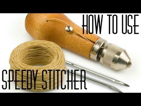 Photo of How To: Sew using a Speedy Stitcher