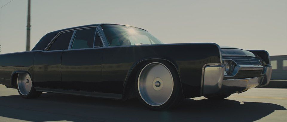 would love a murdered out 1961 lincoln continental. Black Bedroom Furniture Sets. Home Design Ideas