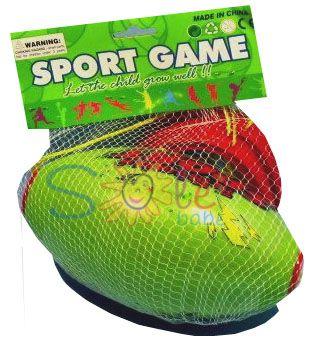 Duza Bila Latajaca Pilka Gry I Zabawy Zabawy Ogrodowe Hoka Running Shoes Sports Games
