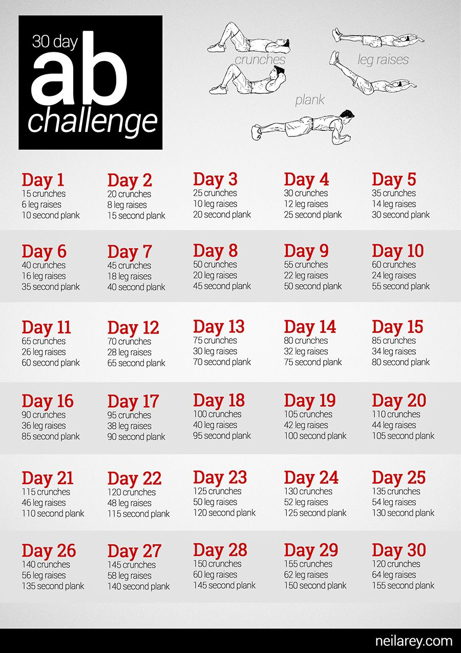 Ab Challenge - doin' this! Great for the kids. After they meet the challenge I take them out for an outfit or something :-) -   24 fitness challenge for kids