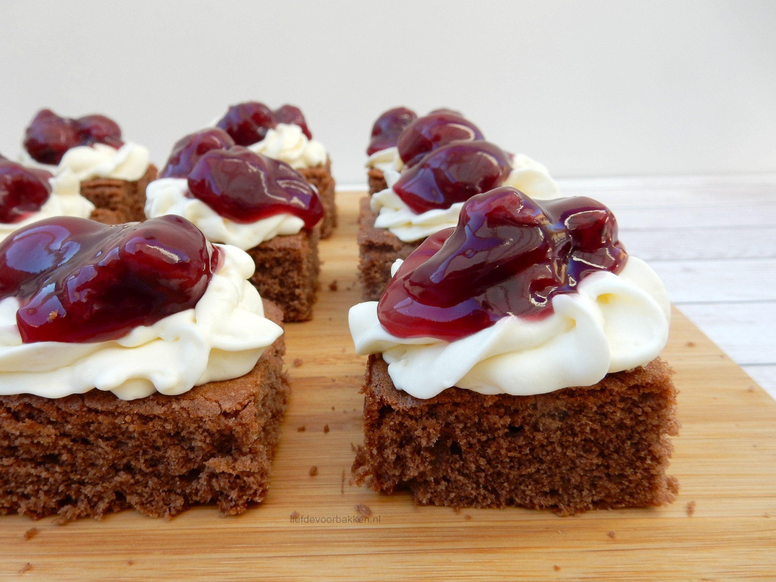 Monchou Petit Fourtje Cakerecepten Dessert Ideeen Bakkerijen