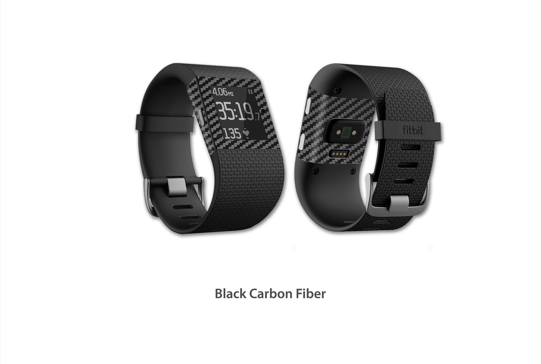 https://flic.kr/p/z8bLVE | Black Carbon Fiber | Fitbit Surge skin kit series Carbon Fiber! Now available for purchase!!  Click on the link below to make your purchase: www.stickerboy.net/pages/fitbit-surge-skins-skin-series