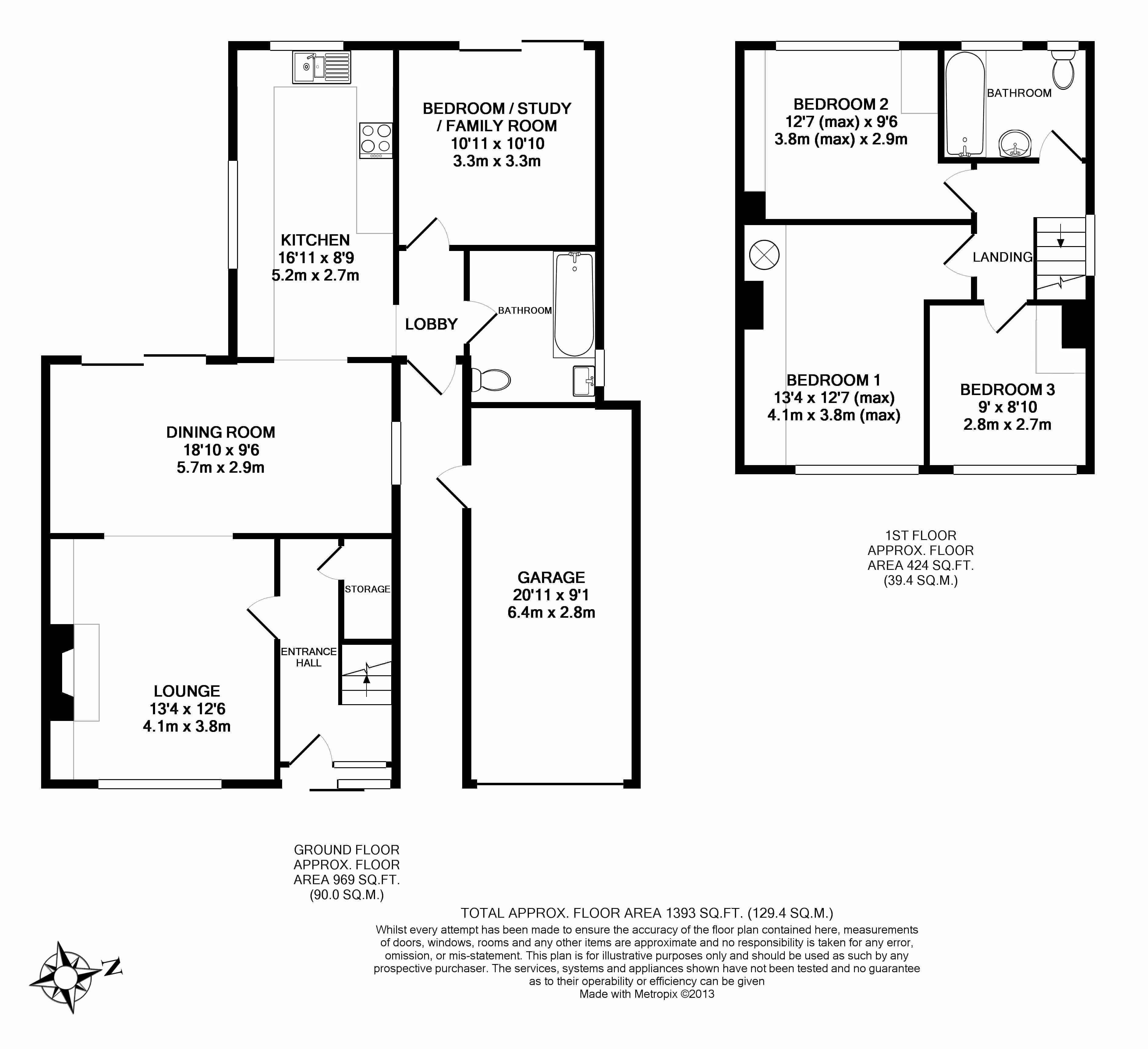 Semi Detached Houses Design: 1930's UK Semi-detached House In 2019