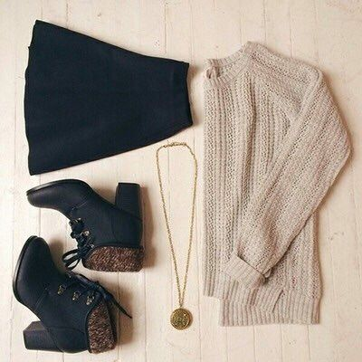 Cute classy ootd inspiration winter fall sweater weather follow for more outfits