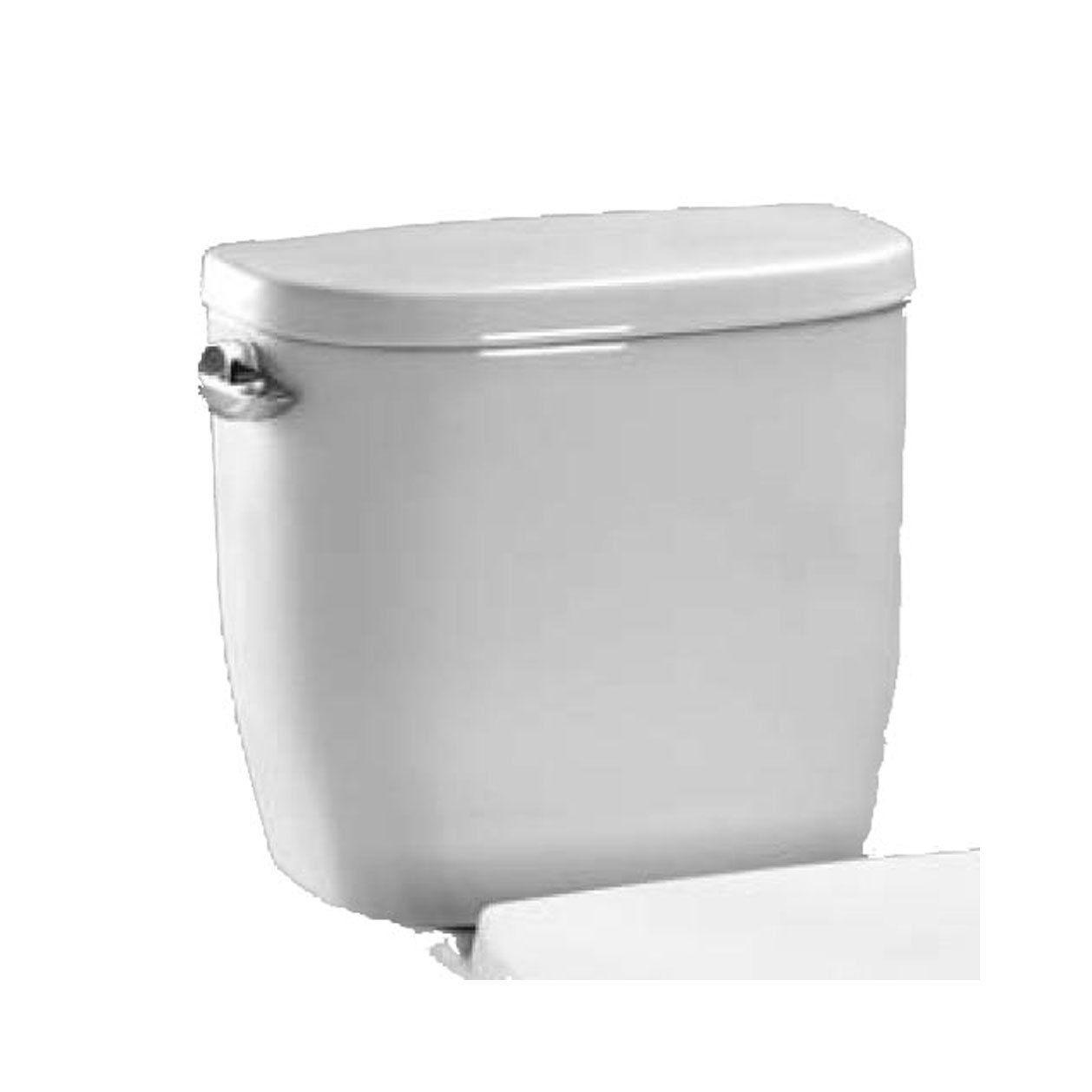 Toto ST243E#01 Entrada Close Coupled Elongated Toilet Tank And Cover, White White - Toilet Water Tank… | Toilet Tank, Bathroom Essentials, Guest Bathroom Essentials