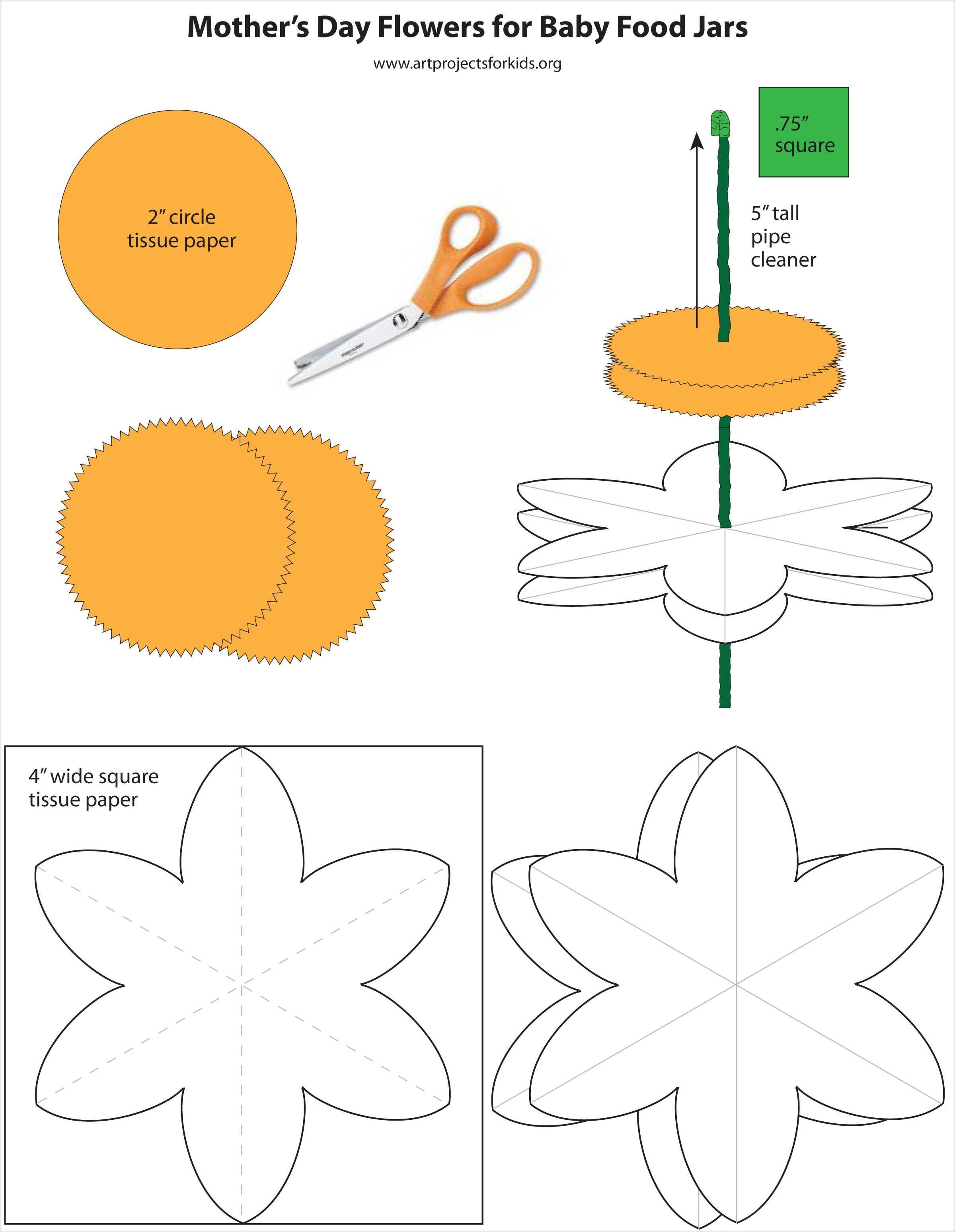 Tissue Paper Flowers Flowers Tissue Paper Flowers And Tissue Paper